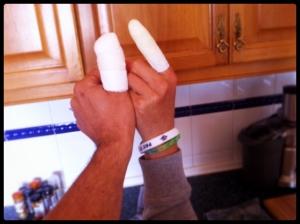 Inside Out Retreat Spain Fingers